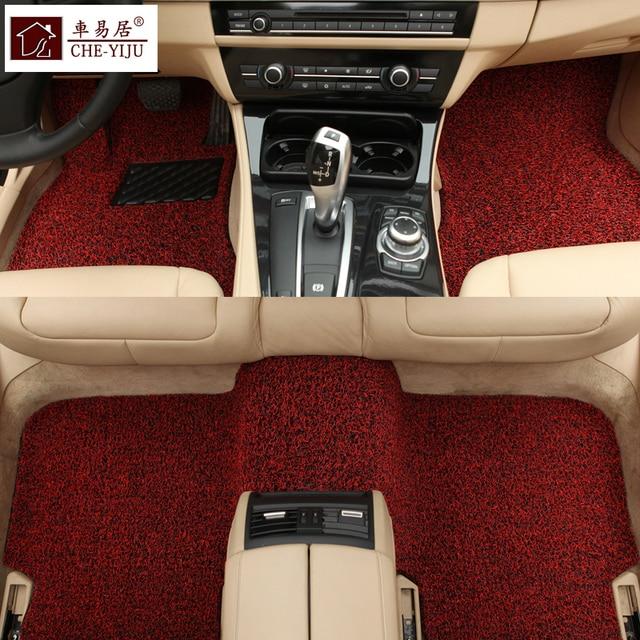 Online Shop Car Floor Mats For Renault Scenic Captur Fluenc Megane