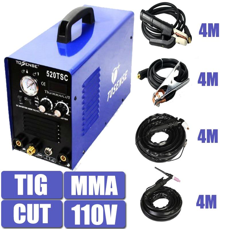 ✓3 en 1 máquina de soldadura 520TSC familia portátil soldador ...