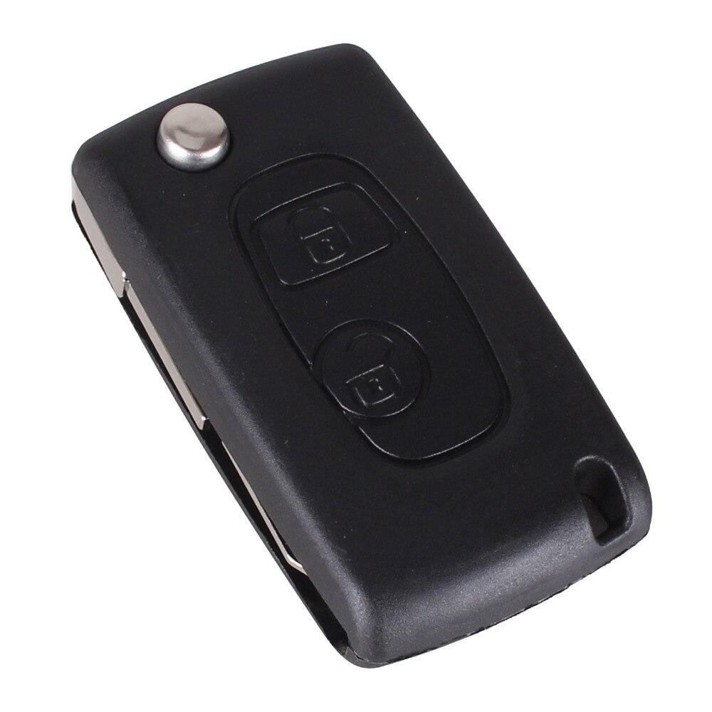 Case Chiave per Peugeot 106 206 306 406 Citroen C2 C3 Xsara Picasso 1