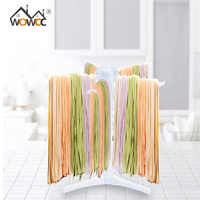 Pasta Drying Rack Collapsible Fettuccine Noodles Drying Spaghetti Hand Noodle Maker Hanging Stand Holder For Kitchen Pasta Tool