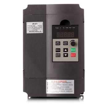 Frequency Converter VFD 1.5KW / 2.2KW / 4KW CoolClassic inverter ZW-AT1 3P 220V output need a little shipping cost wcj9 - DISCOUNT ITEM  0% OFF All Category