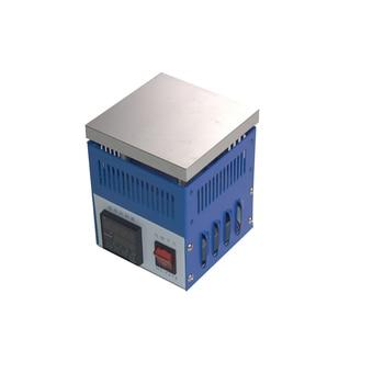 цена на 800W Honton HT-1212 pre-heater for  BGA rework station Constant temperature heating plate station for BGA reballing plate