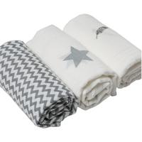 3Pcs Set 120 120cm Muslin Cloth 100 Cotton Newborn Baby Swaddles Baby Blankets Baby Towel Hold