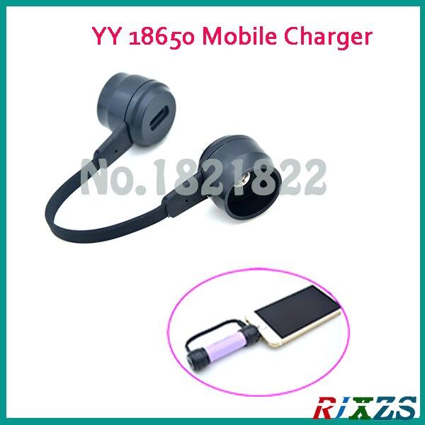 Modestil 4,2 V 3,7 V Li-ion Tragbares Ladegerät Für 18650 Li-ion Akku keine Batterie Kleine Energienbank Tragbaren Usb-ladegerät Für Smartphone