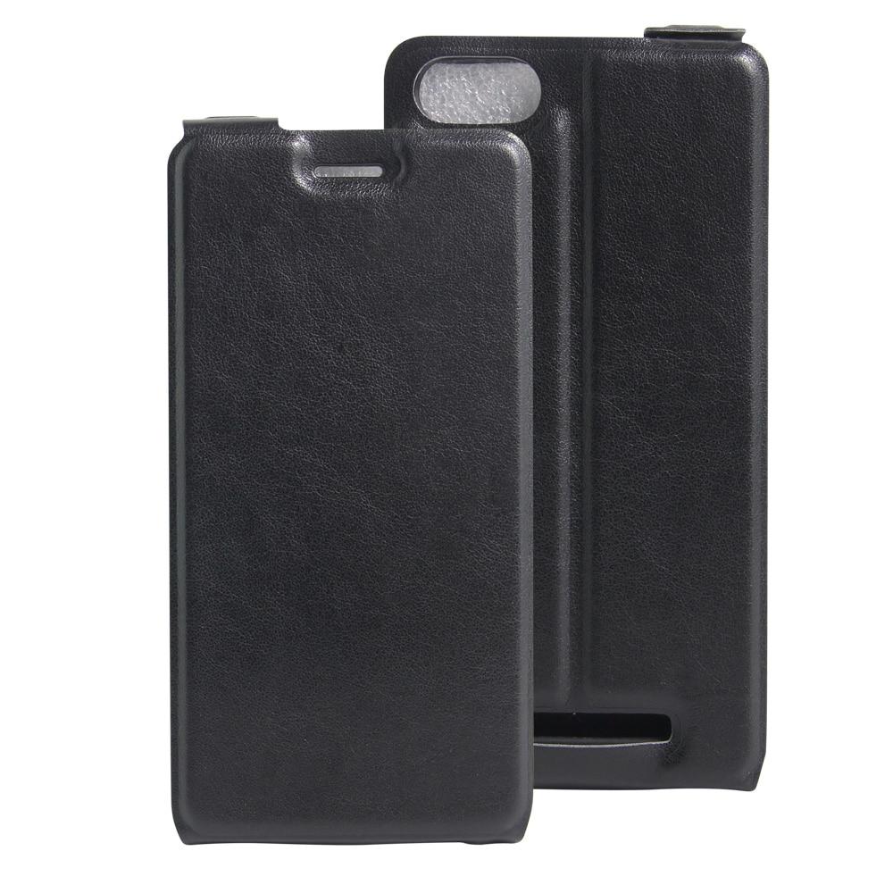 BQ 5020 Case Flip Կաշվե ծածկ `BQ Strike 5020 - Բջջային հեռախոսի պարագաներ և պահեստամասեր - Լուսանկար 2