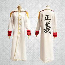 Navy Marine White Long Costumes
