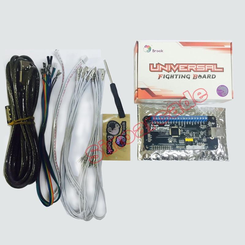 Arcade Zero Delay Universal USB Encoder Simulator Board to MAMA Jamma PC for One/ /PS4/PS3/Wii U/PC Support Turbo