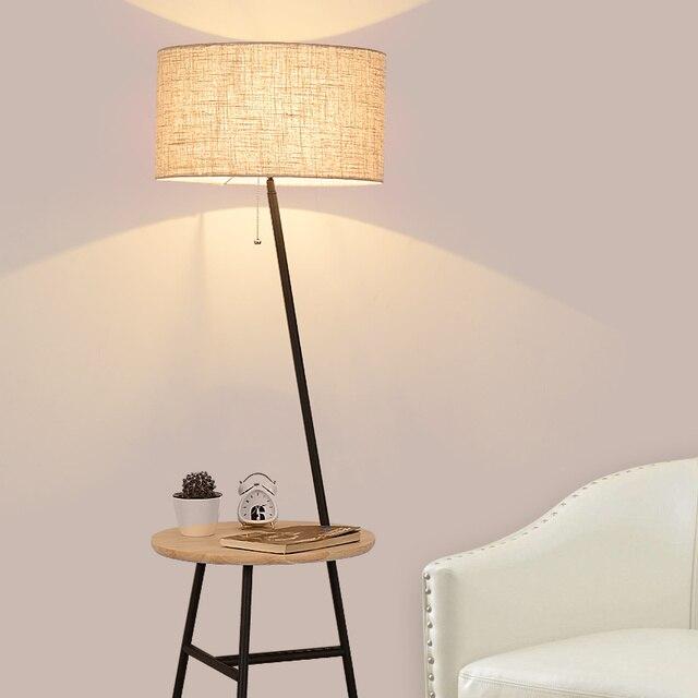 2019 nieuwe Moderne vloerlamp woonkamer staande lamp slaapkamer ...