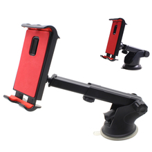 Vmonv планшет Подставка для IPAD Air Mini 1 2 3 4 samsung сильный всасывающий планшет Автомобильный держатель Подставка для 4-10,5 дюймов iPhone X телефон