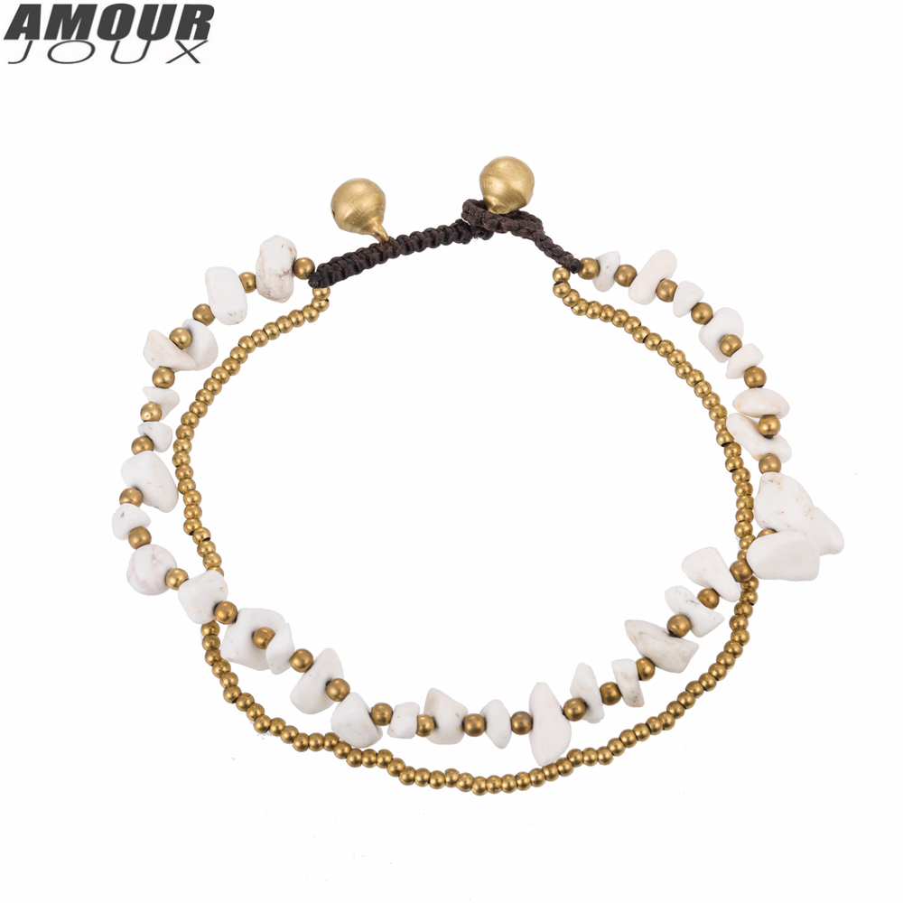 buy crochet chain women heart aliexpress barefoot new sandals on leg store product jewelry from anklets com female bracelets anklet foot ankle for