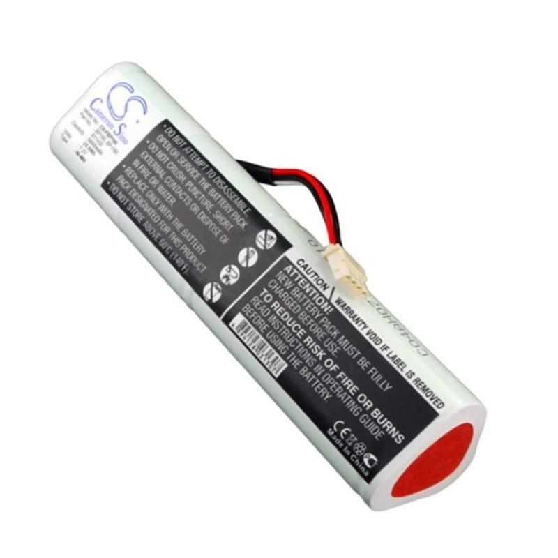 3600 mah Bateria para Analisadores 433 434 435 Scopemeter FLUKE 192 192B 196 196B 196C 199 199B 199C NI-MH Recarregável bateria 7.2 v