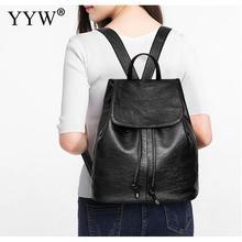 New Arrival Women Backpack Cowhide School Backpack