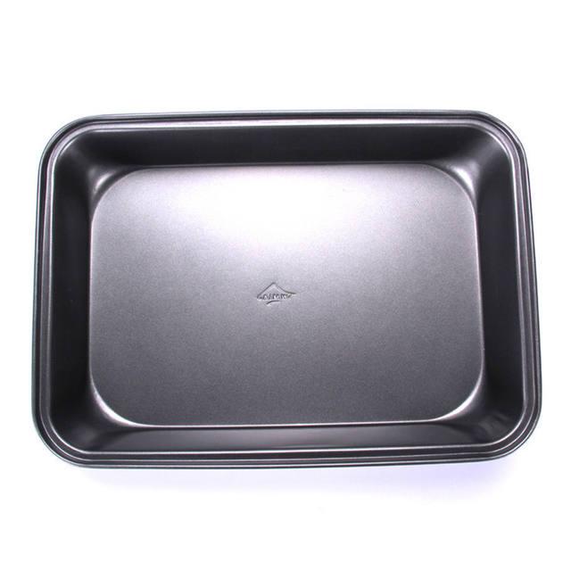 Non-Stick Rectangular Cake Baking Pan