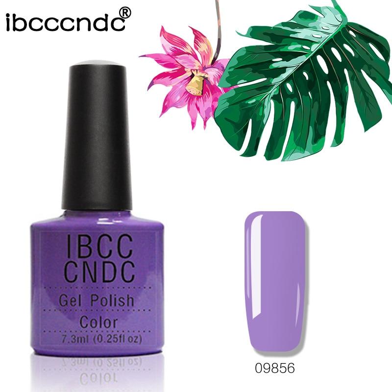 Alta calidad IBCCCNDC Nail Gel Polish UV & LED Shining Colorful 79 - Arte de uñas