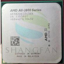 Freies verschiffen für AMD A8 3800 A8 3820 A8-3820 2,5 GHz 65 Watt 4 Mt Quad-Core CPU Prozessor AD3820OJZ43GX A8 3820 Karat Sockel FM1/905pin