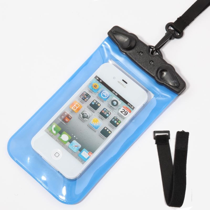 Tteoobl 20m within 5 mobile phone waterproof case bags underwater dry pouch for iphone 4 4s 5 - Samsung dive galaxy s3 ...
