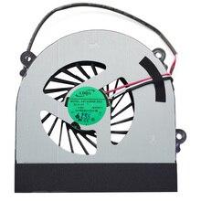 Вентилятор охлаждения для Clevo W150 W150ER W350 W370ET K590S K660E K750S Процессор Вентилятор Cooler AB7905HX-DE3 3Pin 5 В ноутбук кулер 6-31-W370S-101