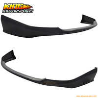 FOR 02 05 Honda Civic SI 3Dr HB Ep3 T R Front Bumper Lip Spoiler Unpainted PU