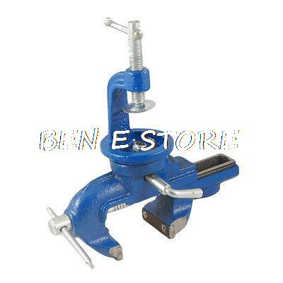 Adjustable Metal 52mm Jaw Opening Bench Table Vice Vise Tool