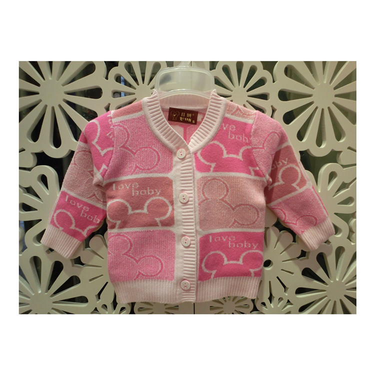 2017-Spring-Fall-Baby-Infant-Kids-Cotton-Knitted-Sweater-Newborn-Casual-Cardigan-0-1Yrs-Boys-Girls-Knitwear-Foreign-Trade-G914-2