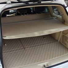 Бесплатная доставка багажник автомобиля занавес крышка специально для toyota highlander Kluger XU50 2013 2014 2015 2016 2017