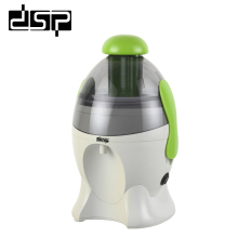 цена на DSP Household Orange Juicer Machine fruit and vegetable juice Extractor fruit shake Slow Juicer juice mix 200W 220-240V 50/60HZ