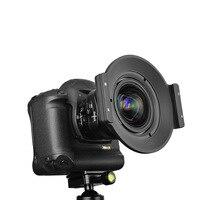 NiSi 150mm Filter Holder Pro Square Filter Aviation Aluminum Quick Realise Square Holder For Canon TS E 17mm lens