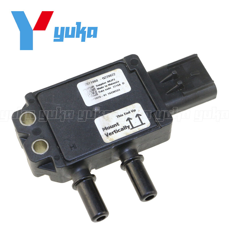 DPF Particulate Filter Differential Pressure Sensor For