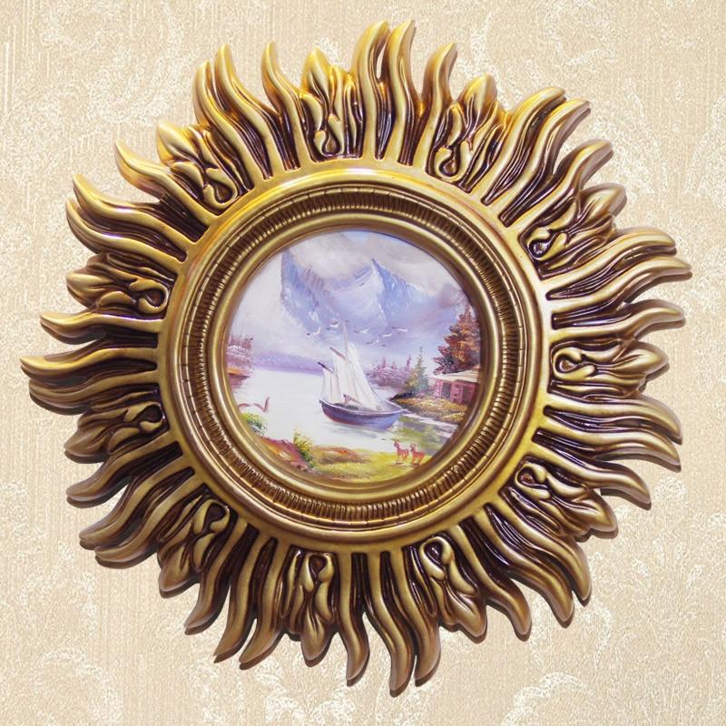 Vchod dekorativní malby obrazy módní abstraktní nástěnná malba klasická krajina olejomalba