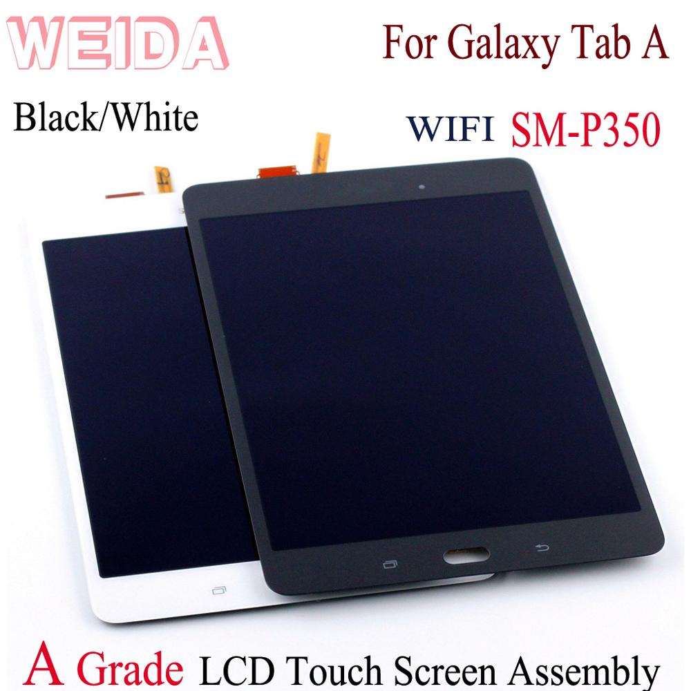 """8/"""" For Samsung Galaxy Tab A SM-P350 P350 LCD Touch Screen Digitizer Assembly US"""
