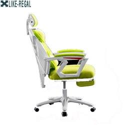 COME REGALE Sedia Del Computer/Per La Casa Ufficio Sedia capo/puleggia di Alta qualità/Confortevole corrimano disegno/