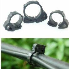 300 шт. Dn16 Satety кольцо держатели для садового шланга предотвратить поли насосно-компрессорных труб от соскальзывания штуцеры капельного полива и орошения поли фитинги Z104