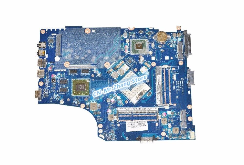 Carte mère d'ordinateur portable SHELI pour Acer Aspire 7750G MBRNA02001 MB. RNA02.001 HD6800 GPU LA-6911P DDR3