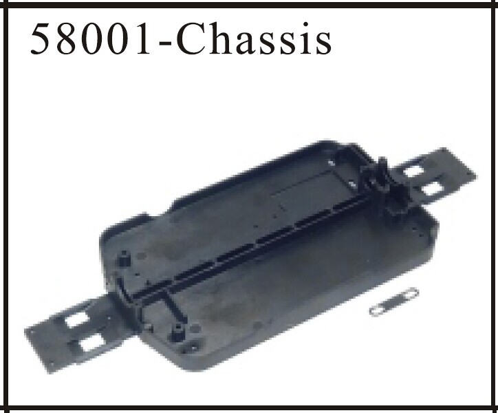 hsp 58001 Chassis 1 18 1 18 Model Car Buggy Monster Truck Short Course Truck Spare