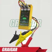 Tenmars TM 604 3 Phase/ Motor Rotation 45V AC up to 600V AC