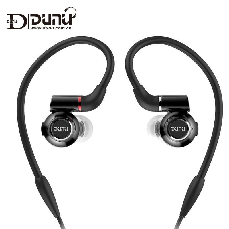 DUNU DK-3001 DK3001 Hi-Res Knowles Top Audio Balanced Armature Driver 3BA+Dynamic Hybrid 4 Drivers MMCX Connector HIFI Earphone