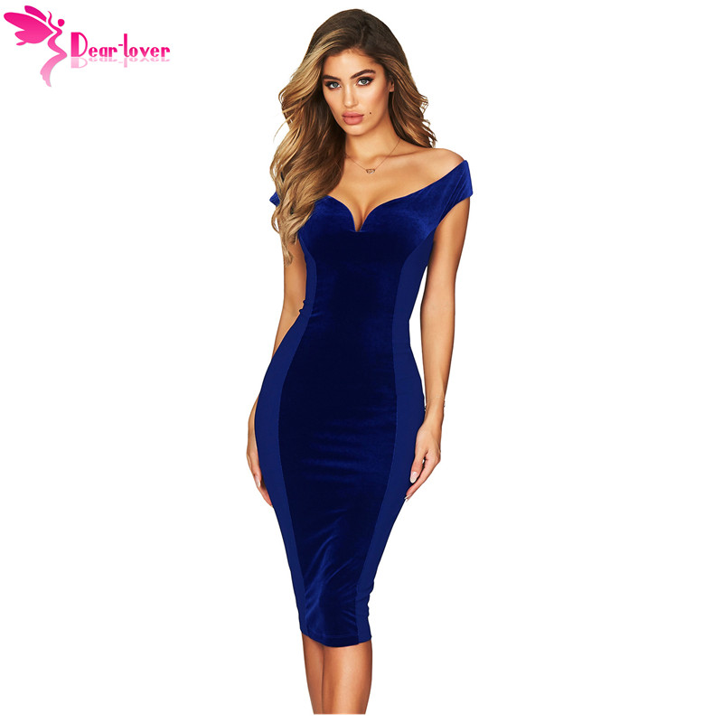 Sexy Party Dress | Summer Hourglass Figure Off Shoulder with Back Zipper 4
