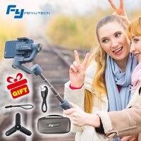 Feiyu vimble 2 vimble2 Smartphone 3 Axis Handheld Gimbal Stabilizer for iPhone X Gopro Hero sjcam cam xiaomi PK Zhiyun Smooth Q