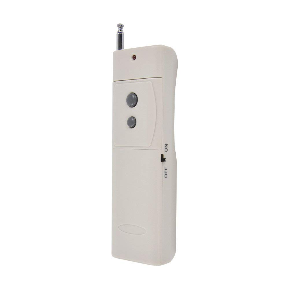 1500M Remote Control Suitable For Alarm Sirens свитшот print bar sleeping with sirens