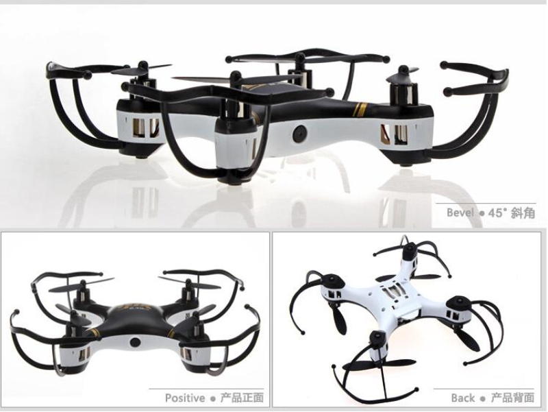 RC Quadcopter UFO 668-A7 2.4Ghz 4CH 6 Axis Gyro with 2MP HD Camera Remote Control Drone  Mini Drone Fly Toy for child best gifts lepin 499pcs building blocks toy star wars at dp diy assemble figure educational brick brinquedos for children compatible legoe
