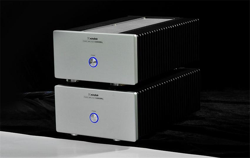 N-013 HIFI AUDIO XA8800MNu Mini Mono Power Amplifier AMP Power AMP Mono Block 160W (8ohms) (PAIR) queenway hifi audio a06 integrated amplifier high end power amplifier amp support remote control 80w 8ohms
