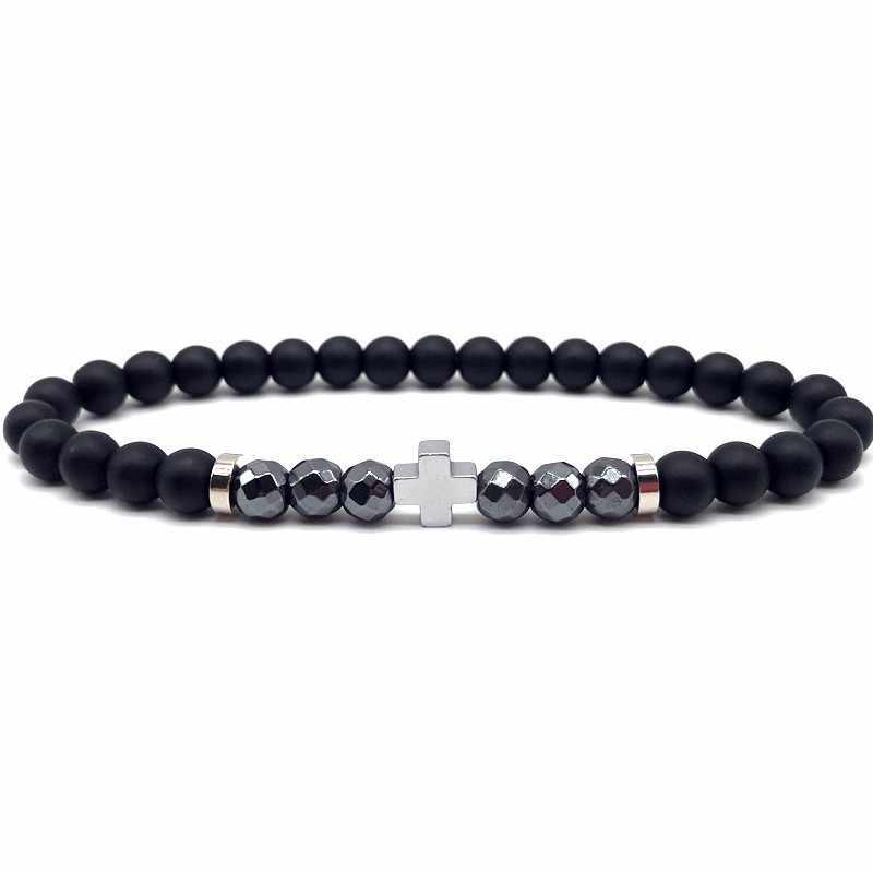 Мужской браслет 2019, очаровательные Модные мужские ювелирные изделия, классические браслеты с головой льва, высококачественные браслеты из натурального камня, мужские браслеты, mujer joyas