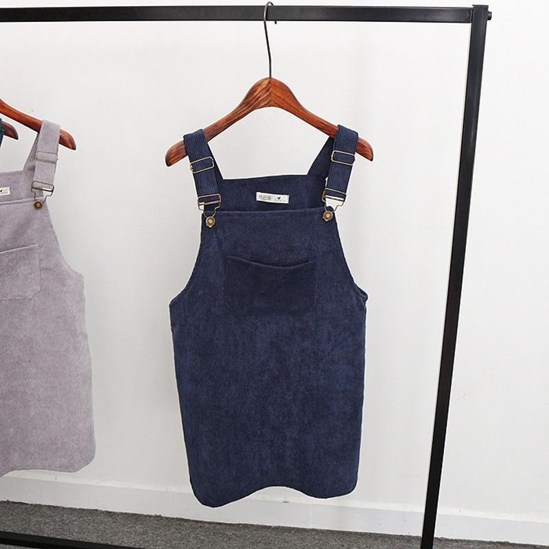 Musim gugur musim dingin dress wanita perban vintage fashion sundress - Pakaian Wanita - Foto 4