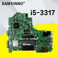 K56CM Motherboard GT635 i5 3317 For ASUS S56CM K56CM S550C S550CM K56CB laptop Motherboard K56CM Mainboard