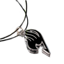 Fairy Tail necklace decoration for men and women