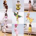 Niños traje animal de la historieta niños niñas carnaval cosplay disfraces fancy dress fuentes del partido del festival del día de los niños