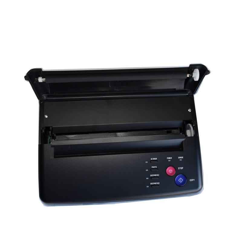 Copie pochoir Machine tatouage transfert Machine imprimante dessin thermique pochoir fabricant copieur pour tatouage transfert papier approvisionnement - 5