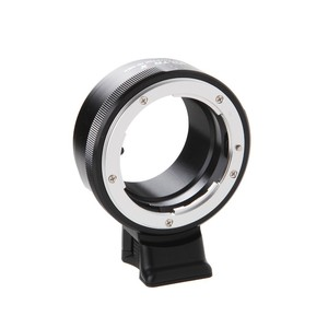 Image 2 - Viltrox NF NEX Lens Adapter w/ Tripod Mount Aperture Ring for Nikon F AF S AI G Lens to Sony E Camera A9 A7SII A7RII NEX 7 A6500
