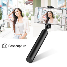 Wireless Bluetooth Selfie Stick for Xiaomi Huawei Samsung Mini Selfie Stick Bluetooth Extendable Holder for IPhone 7 8 6 6s X XS