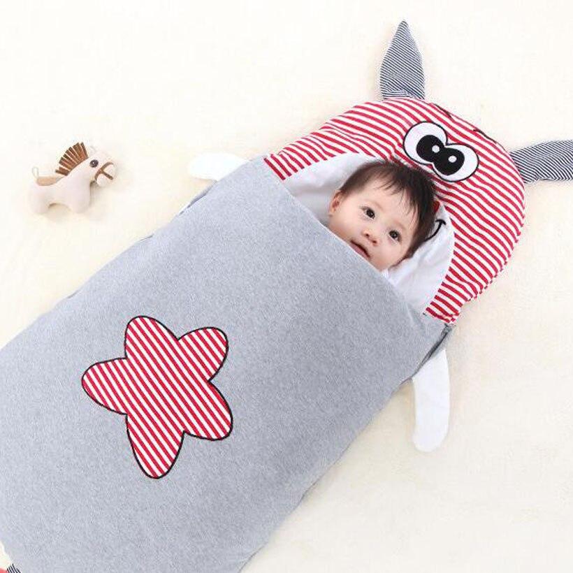Спальный мешок для новорожденных, детский спальный мешок, зимняя детская коляска, спальный мешок